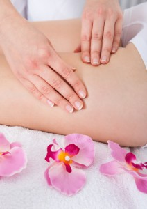 Massage to help cellulite