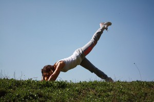 Yoga to cure cellulite