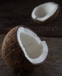 Coconut oil can help reduce cellulite